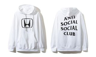 Anti Social Social Club Drops a Capsule With Honda