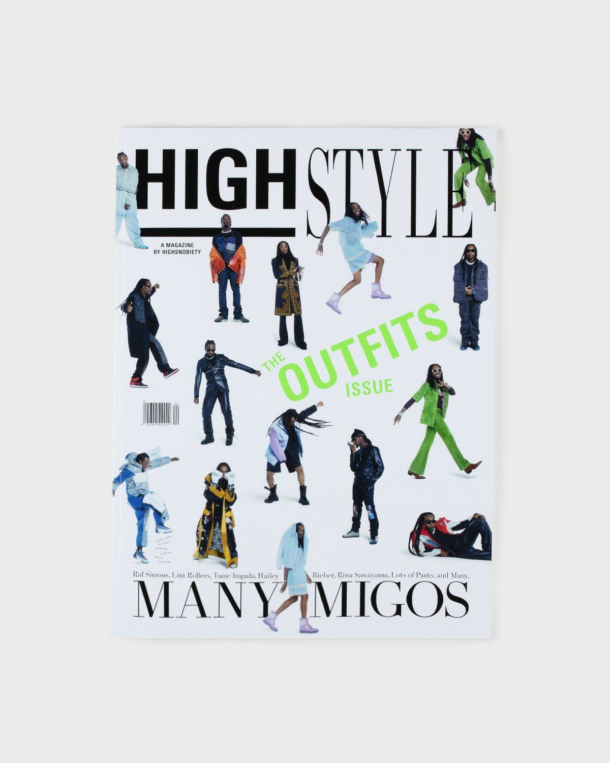 HIGHStyle, A Magazine by Highsnobiety - Image 1