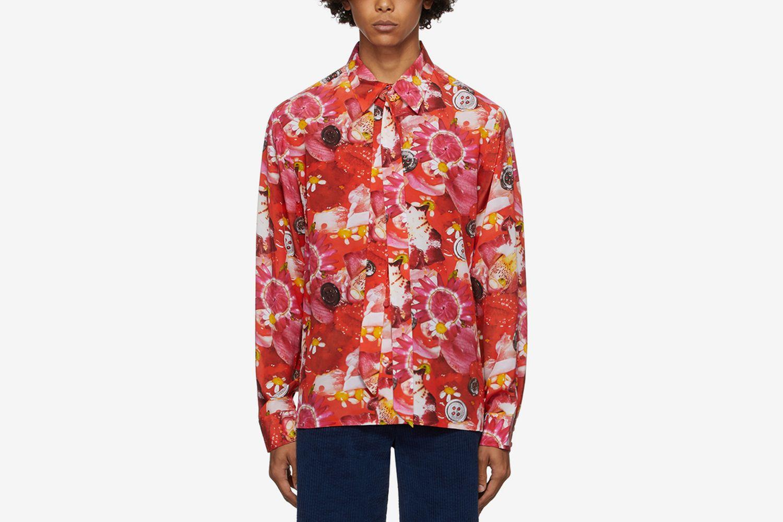 Silk Shirt