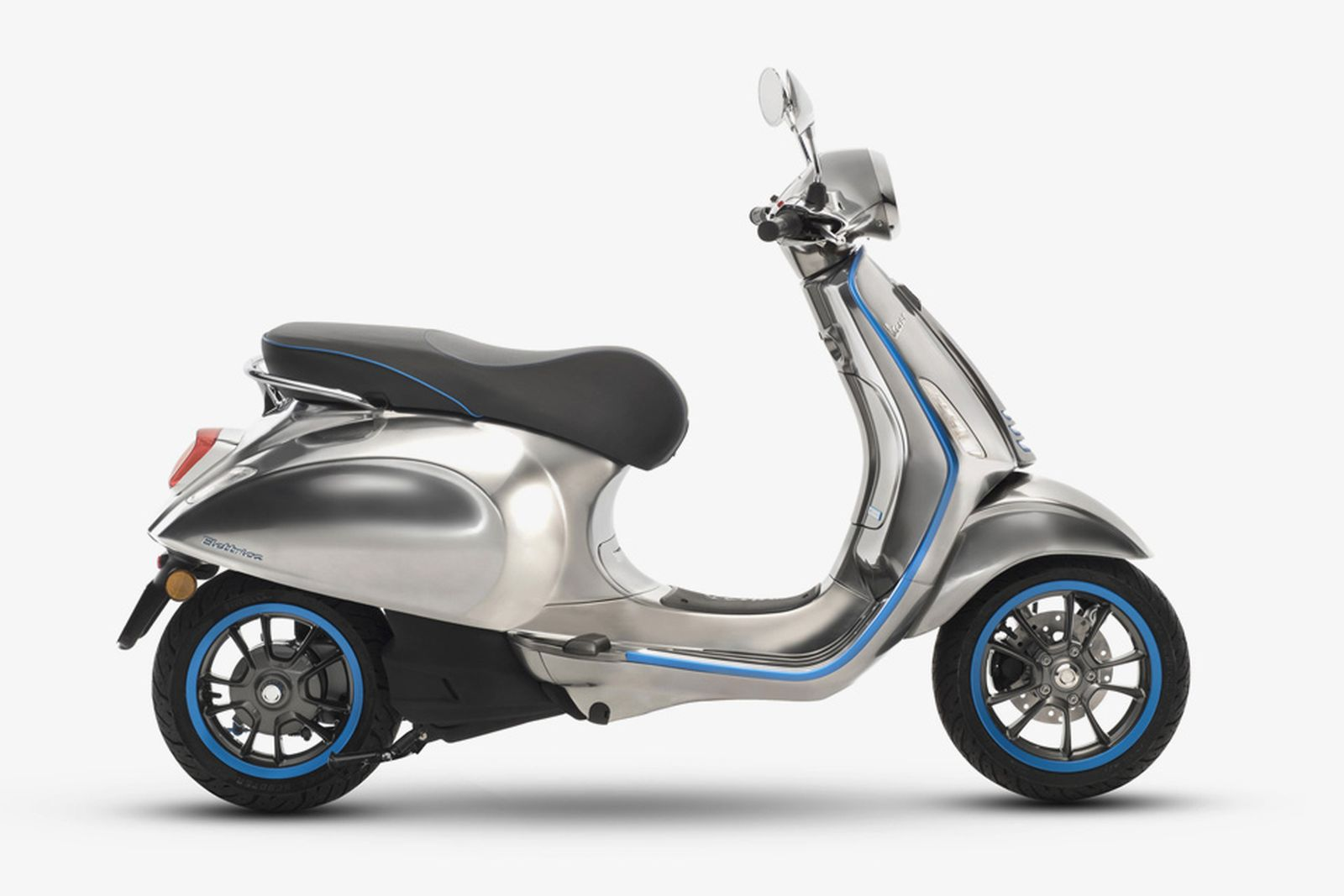 Vespa S First Electric Scooter Goes On Sale This October