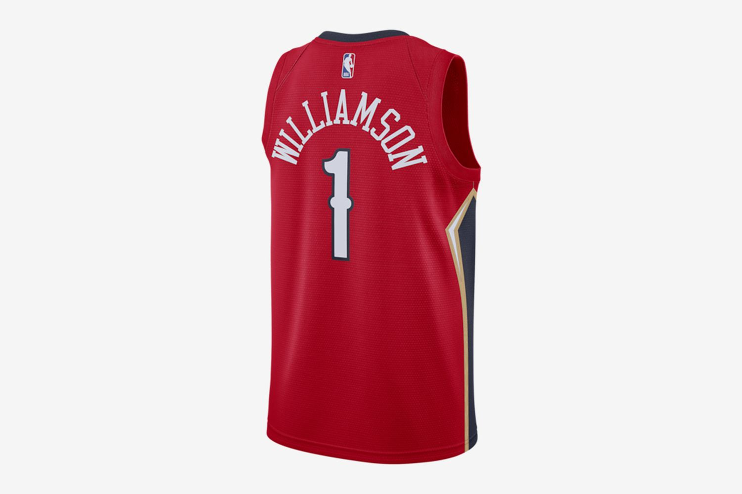 NBA Swingman Jersey