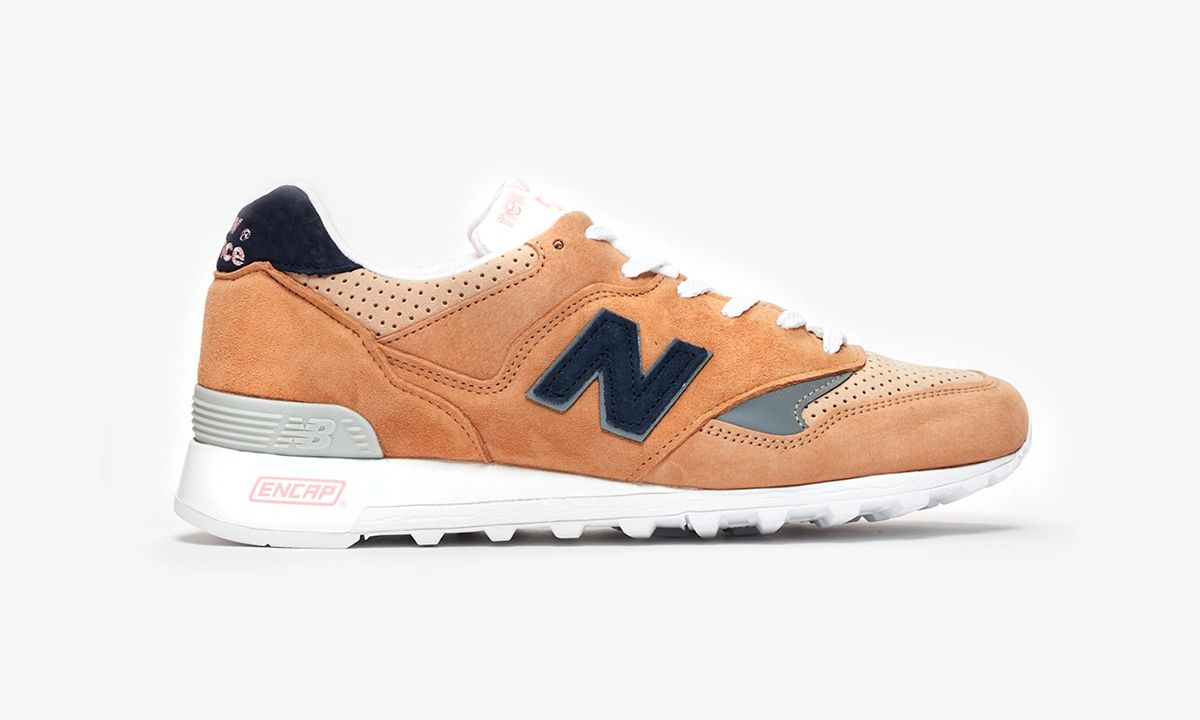 """Sneakersnstuff Celebrates 20 Years of Business With New Balance 577 """"Grown Up"""""""
