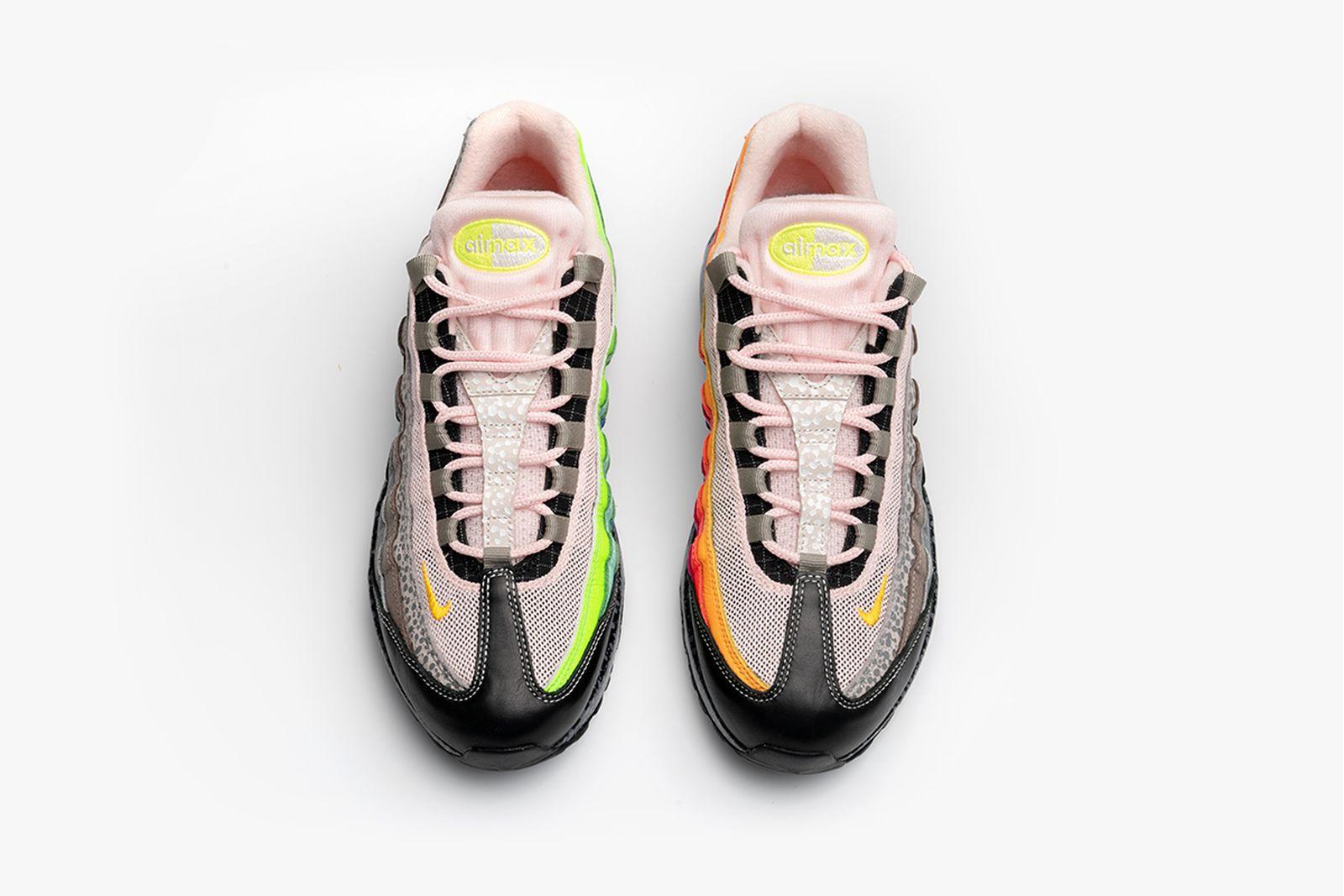 size? 20th Anniversary Nike Air Max 95