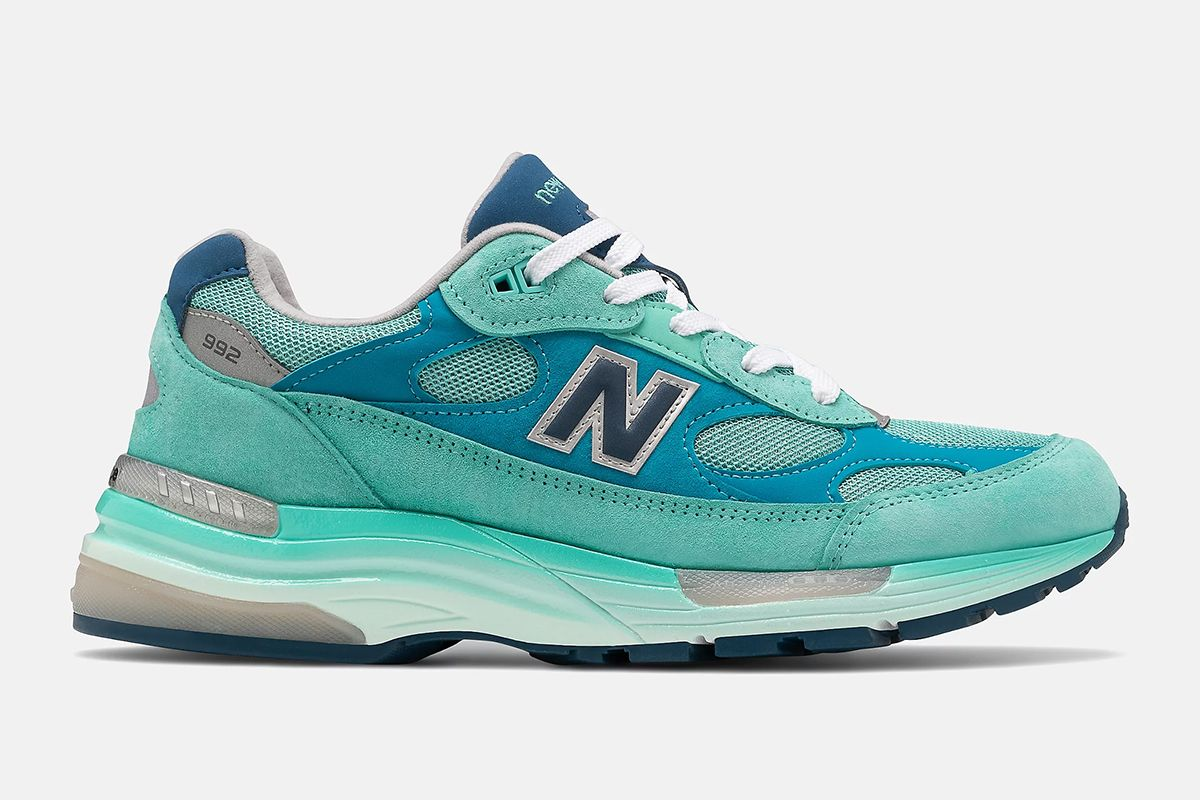 This 992 Might Be the Closest You'll Get to Salehe's New Balances