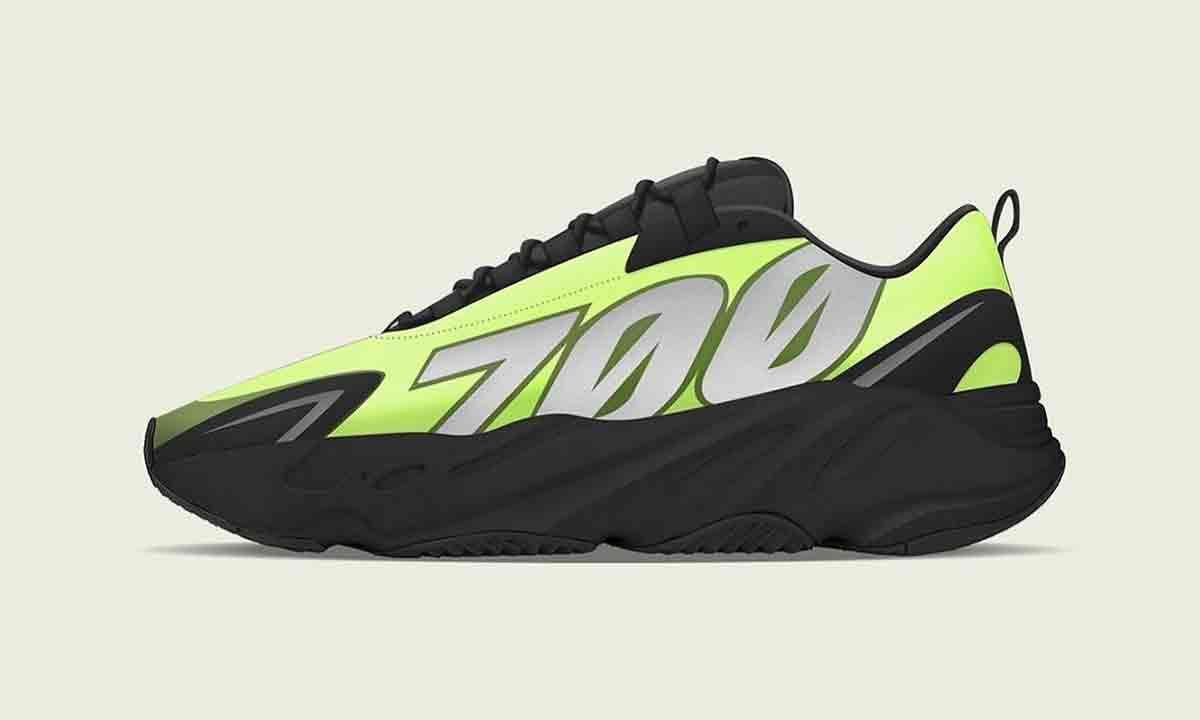 """Here's Your First Look at the Rumored YEEZY Boost 700 MNVN """"Phosphor"""""""