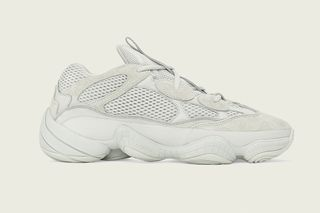 "1b0a8e82a6c15 The Ultra-Minimal YEEZY 500 ""Salt"" Is Dropping in Late November"