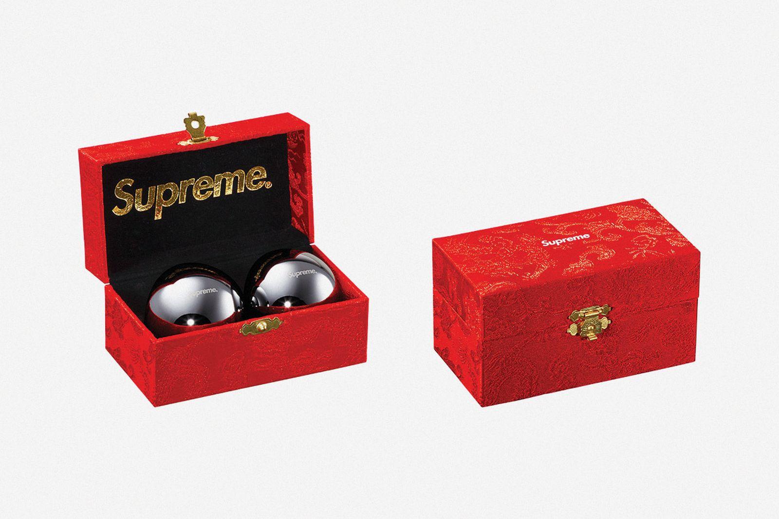 supreme accessories baoding balls