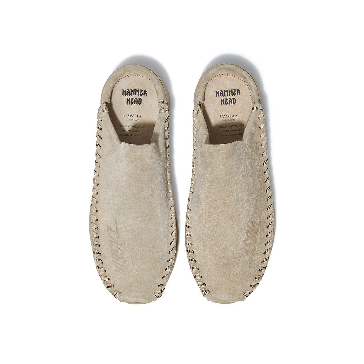The CASBIA HAMMERHEAD Is Part Moccasin & Part Mule 59