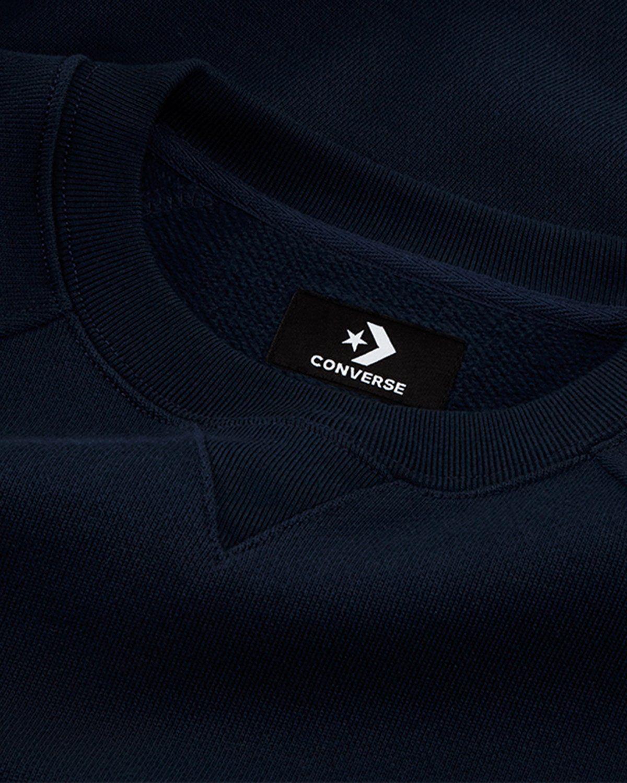 Converse x Kim Jones — Crewneck Black Iris - Image 5