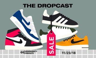 Eric Emanuel Talks Black Friday Kicks on The Dropcast