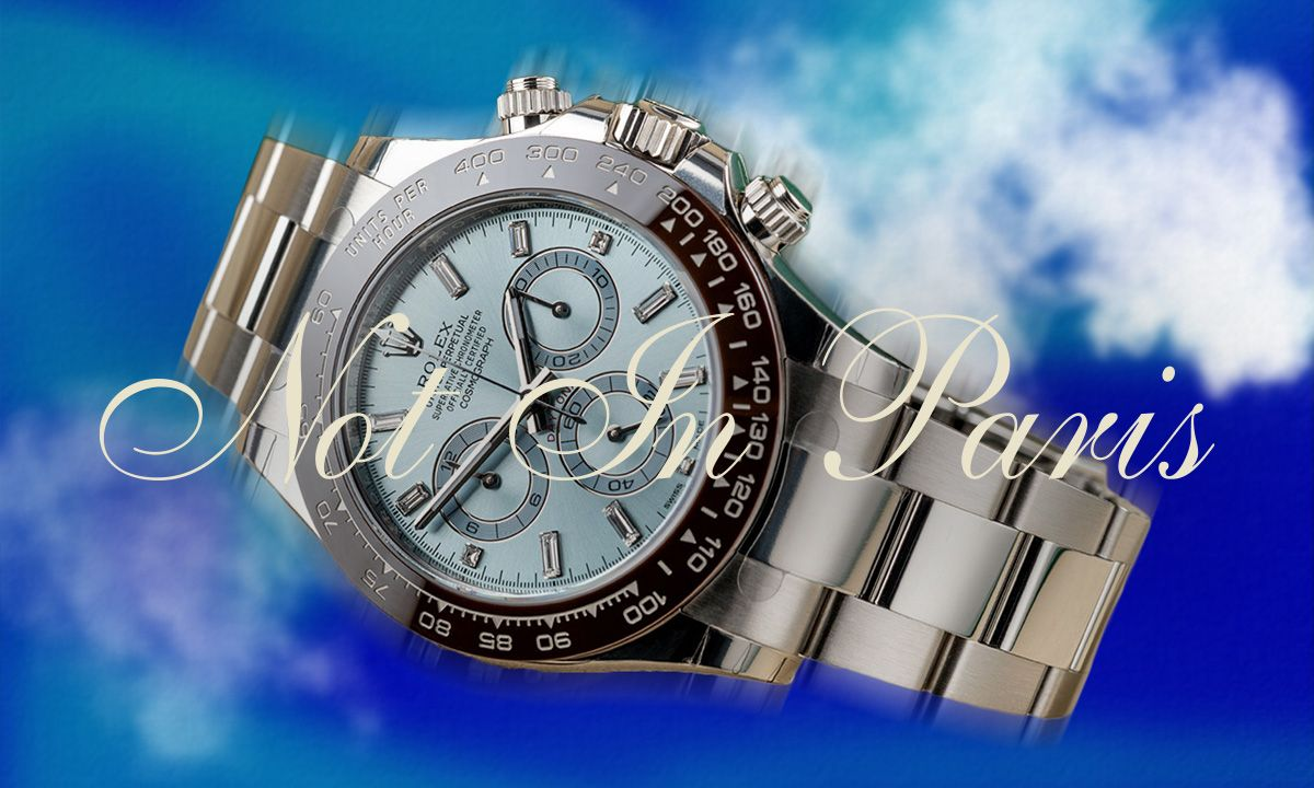 777 Presents the Top 10 Luxury Watches of 2020