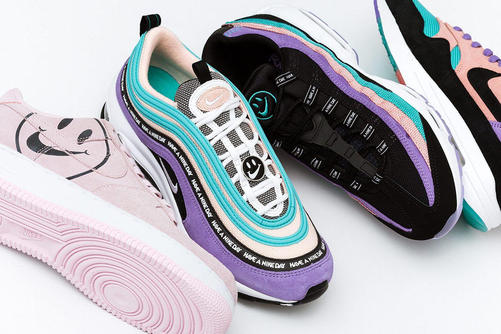 masculino desencadenar Expectativa  Nike Have a Nike Day Collection: Where to Buy Today
