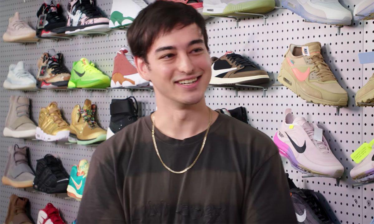 Joji Buys His First Pair of Jordan 1s on 'Sneaker Shopping'