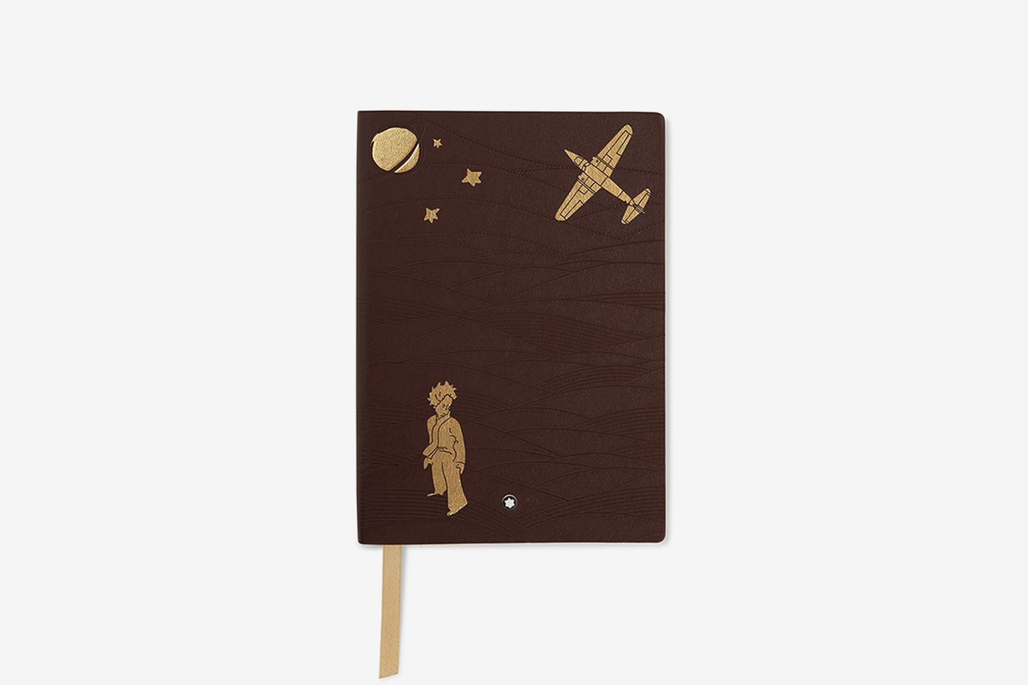 #146 Le Petit Prince Leather Notebook