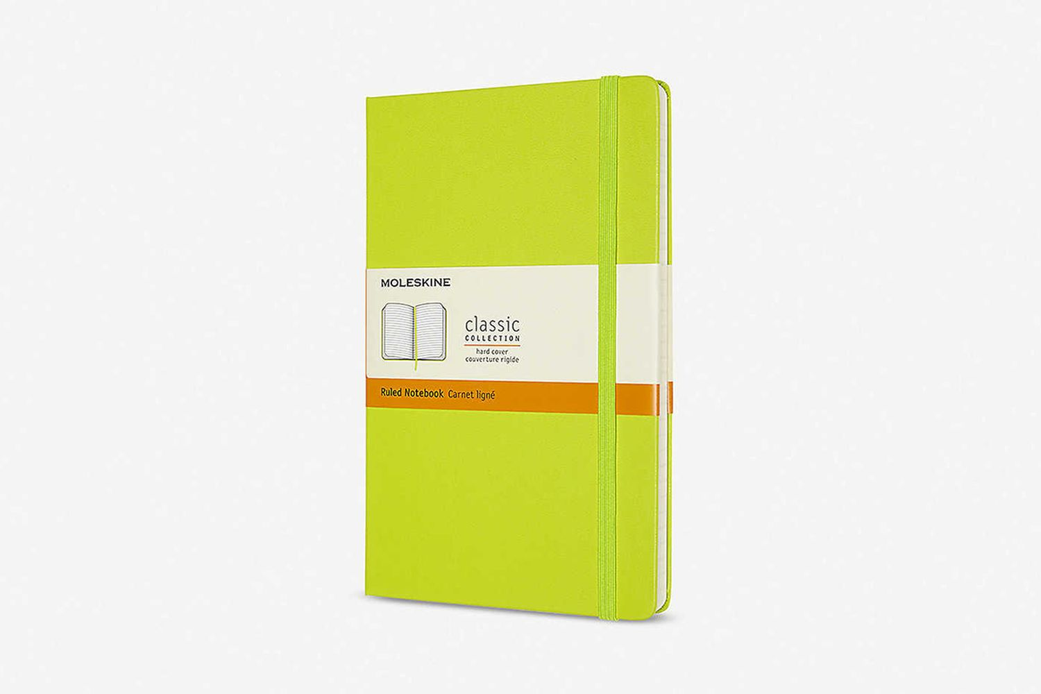 Ruled Hardcover Notebook