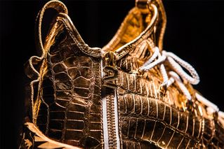 d1236f6cce9ec The Shoe Surgeon Gifts LeBron James  100K Nike LeBron 15