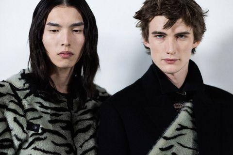 heres best paris fashion week according menswear buyers Raf Simons dior fw19