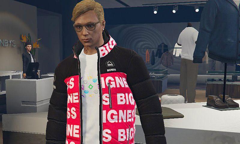 33b0e4eee70b33  GTA  Online  Update Lets You Wear Fake Supreme