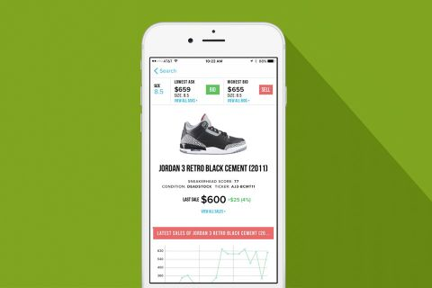 7623eaf9 Keep up With the Sneaker Resell Market on the Go With the Stockx App