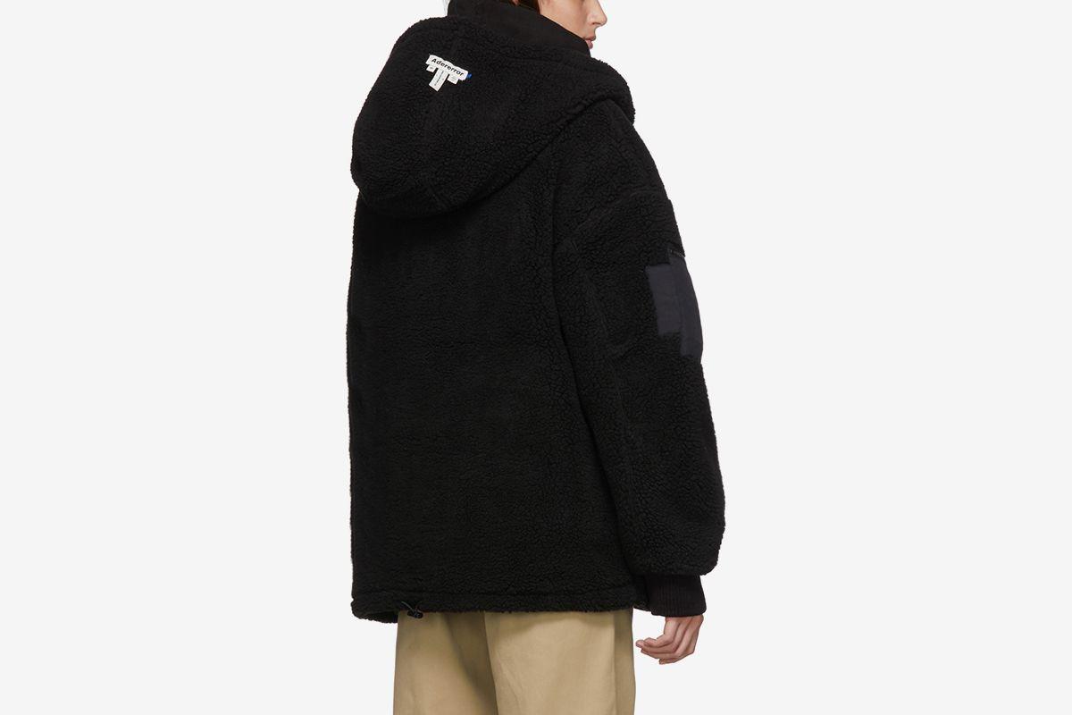 Pyon Fleece Hoodie Jacket