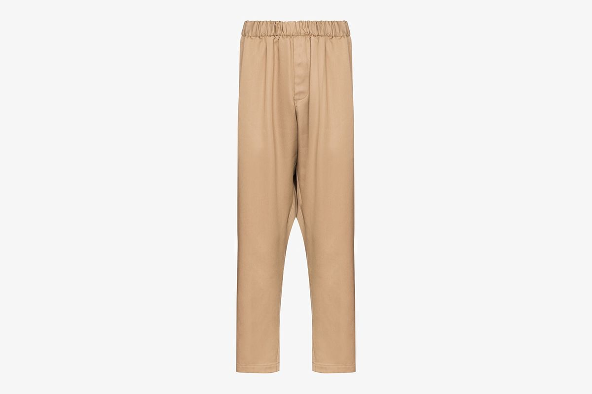 Lazy Elasticated Trousers