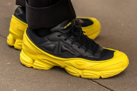 reputable site d66a3 9e6b0 Raf Simons' Ozweego is Great, But It's Time for Something New