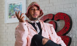 Sotheby's Taps Swizz Beatz to Curate a Contemporary Art Sale