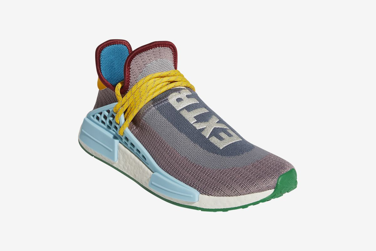 Pharrell's First adidas HU NMDs of the Season Are Almost Here 15
