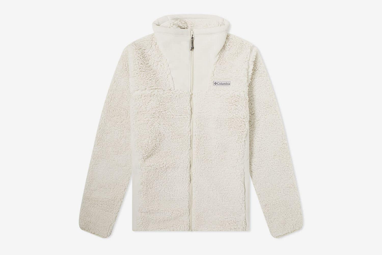Winter Pass Fill Zip Fleece