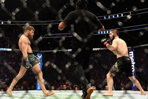nsac file complints against khabib mcgregor Conor McGregor Khabib Nurmagomedov UFC 229