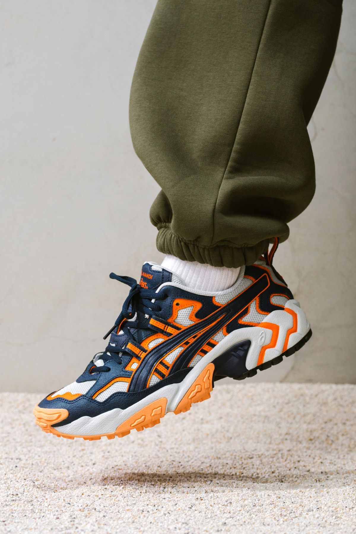 ASICS Relauches the GEL-NANDI For the First Time Since 2000 12
