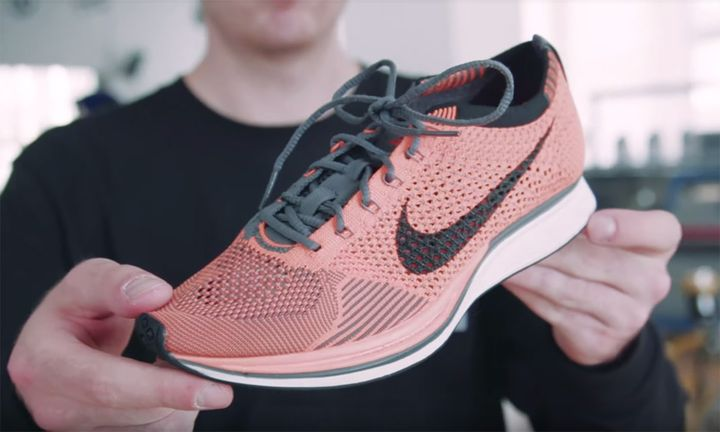 stoll knitting sneakers interview Adidas nike flyknit puma