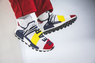 newest 0810b e5e31 BBC x Pharrell Williams adidas Originals NMD Hu: Release Info