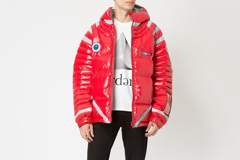 Astronaut Puffer Jacket