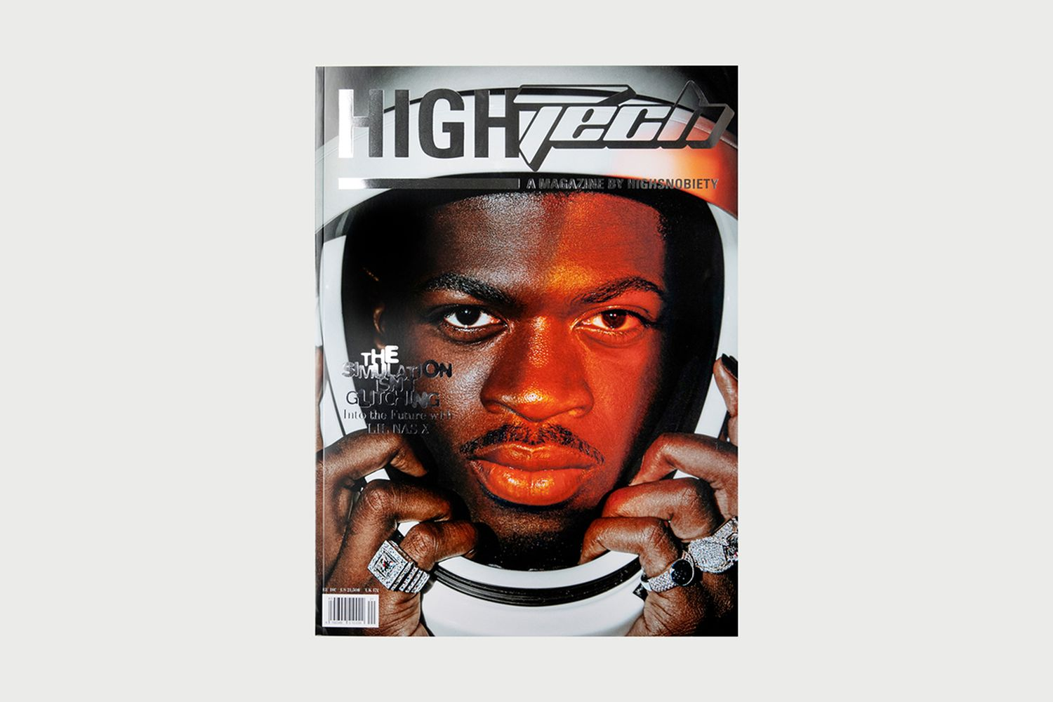 A Magazine By Highsnobiety