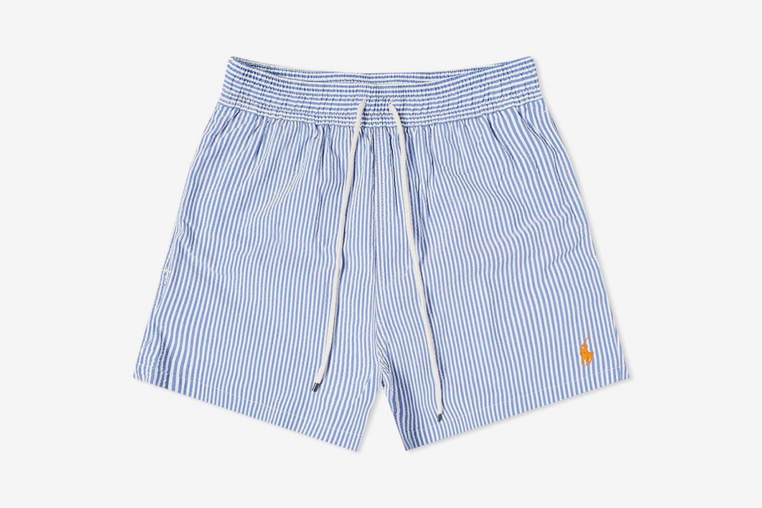 Seersucker Traveller Swim Short