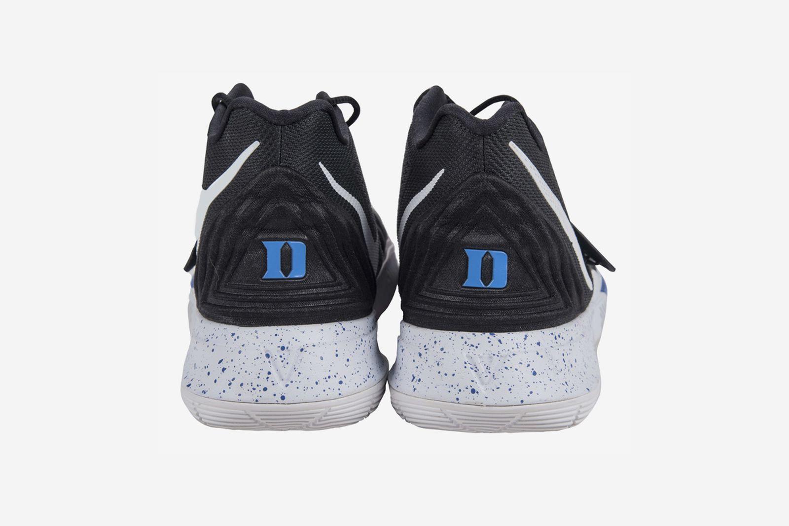 zion williamson game worn shoe sold 20000 Nike jordan brand