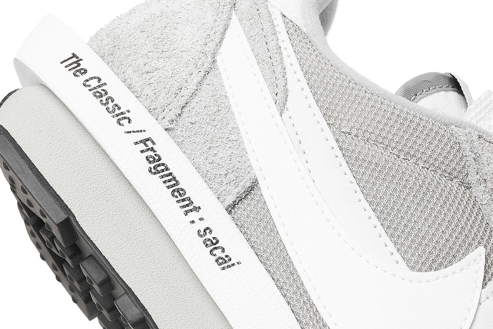 Fragment design Sacai Nike LDWaffle DH2684-001 DH2684-400