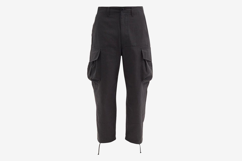 Takibi Aramid-Ripstop Cargo Trousers