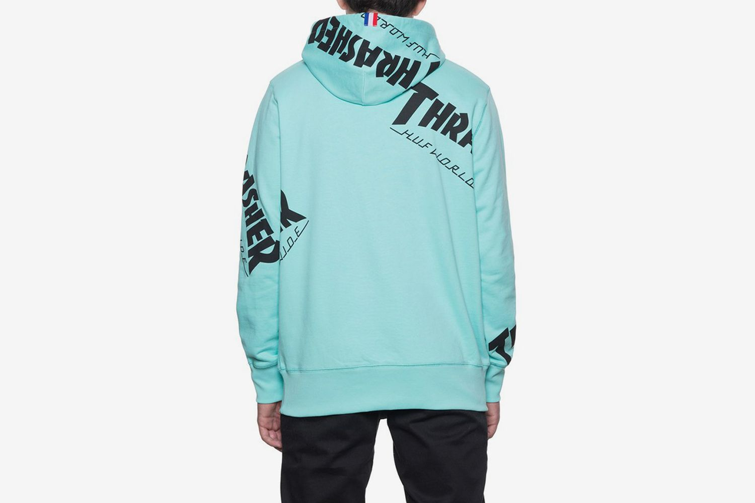 TDS All Over Hoodie