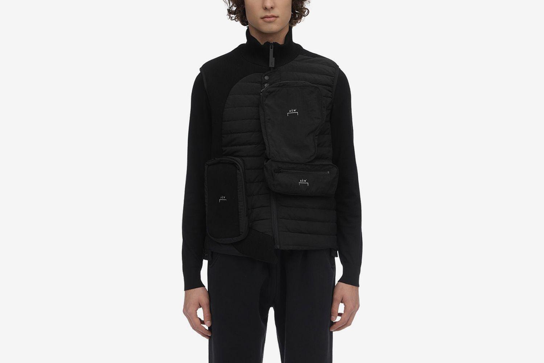 Functional Puffer Vest