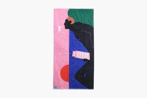 Mille Bisous D´Italie Towel