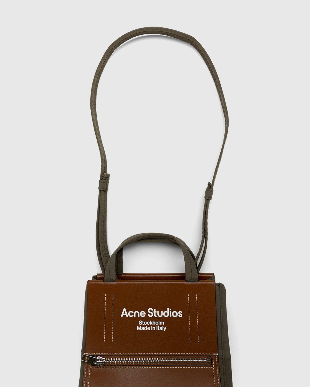 Acne Studios – Mini Tote Bag Brown - Image 5