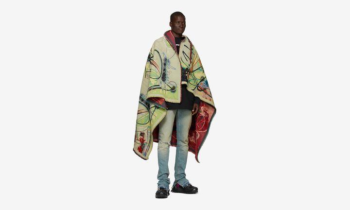 Off-White™ Futura Blanket