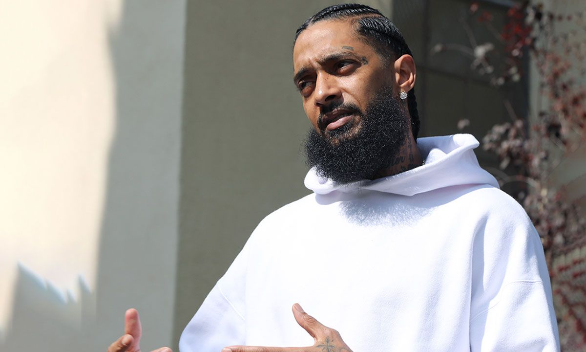 Nipsey Hussle Will Make a Posthumous Guest Appearance on Netflix's 'Rhythm + Flow'