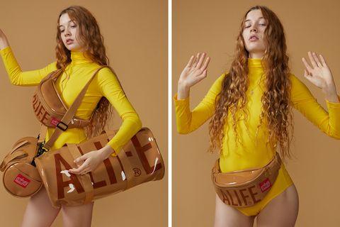 alife manhattan portage trio bag set