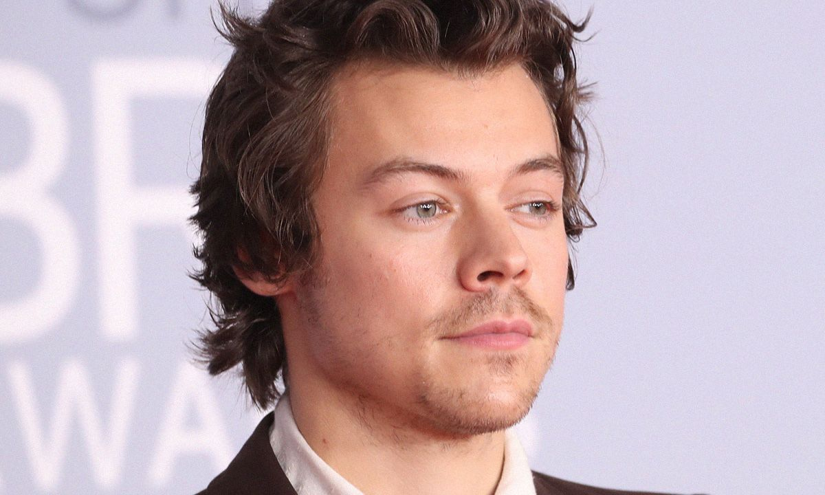 Harry Styles Wore A Bathrobe To A Wedding