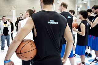 premium selection 59b0d 9f135 Dirk Nowitzki Joins Nike+ Basketball Berlin 5 on 5   Highsnobiety