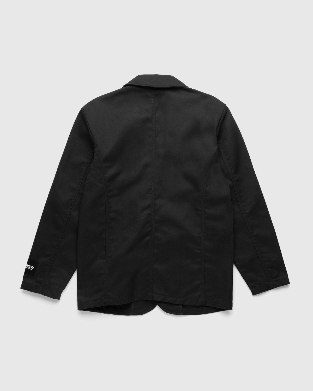 Highsnobiety x Dickies – Blazer Black - Image 2