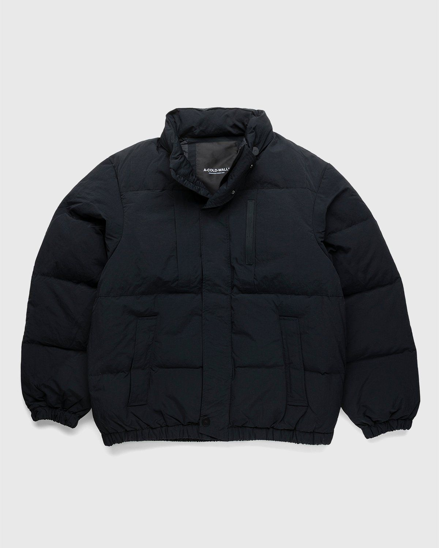 A-COLD-WALL* – Cirrus Jacket Black - Image 1